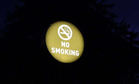 Avoid or lessen the intake of alcohol or smoking - Majisports