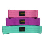 Pack of Three Bootie Bands