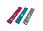Pack of Three Loop Resistance Bands