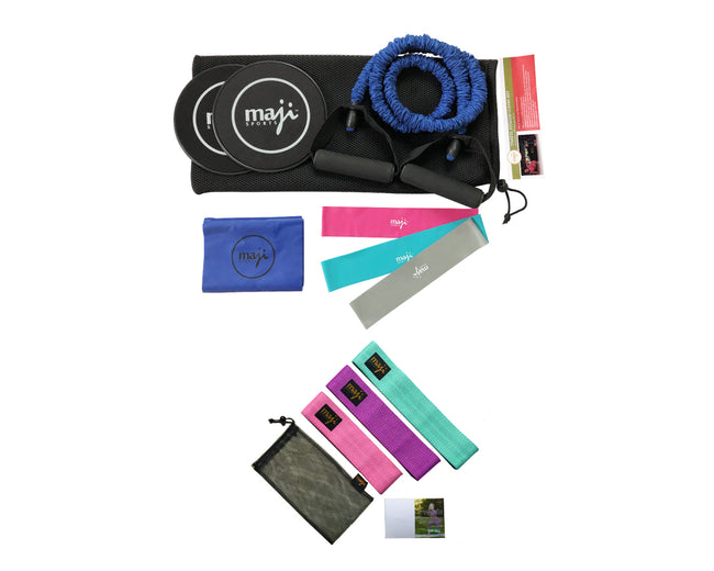 Fitness Bundle and Pack of three Bootie Bands