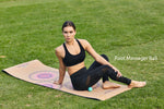 CUSTOMIZE YOUR OWN TRAVEL ECO-SUEDE + NATURAL RUBBER FITNESS & YOGA MAT + MUSCLE RECOVERY BUNDLE