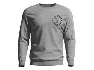 Gym Jones Unisex Crew Sweatshirt
