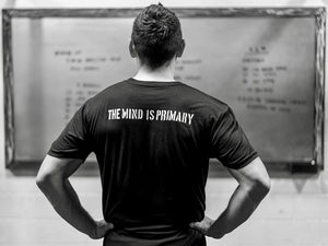 The Mind is Primary Men's T-Shirt