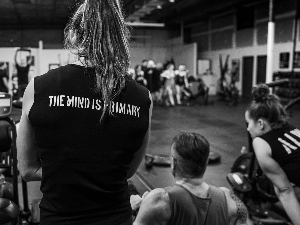 The Mind is Primary Women's T-Shirt