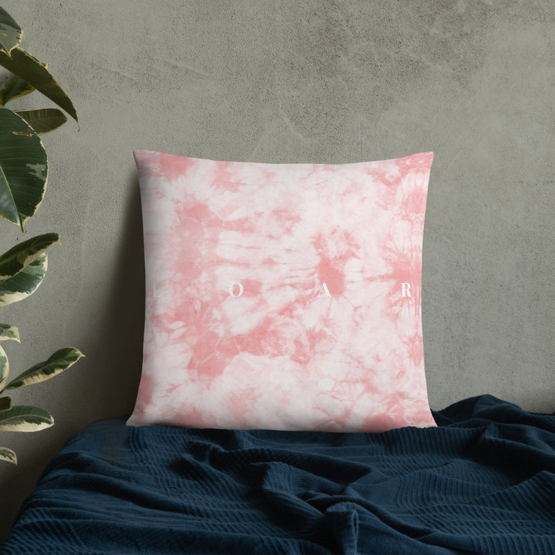 DONATION PINK PILLOW