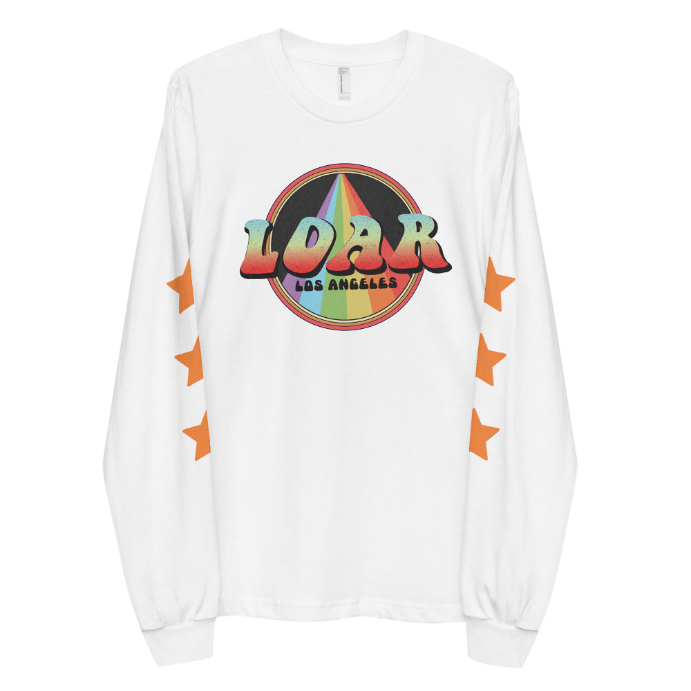 DONATION RAINBOW LONGSLEEVE