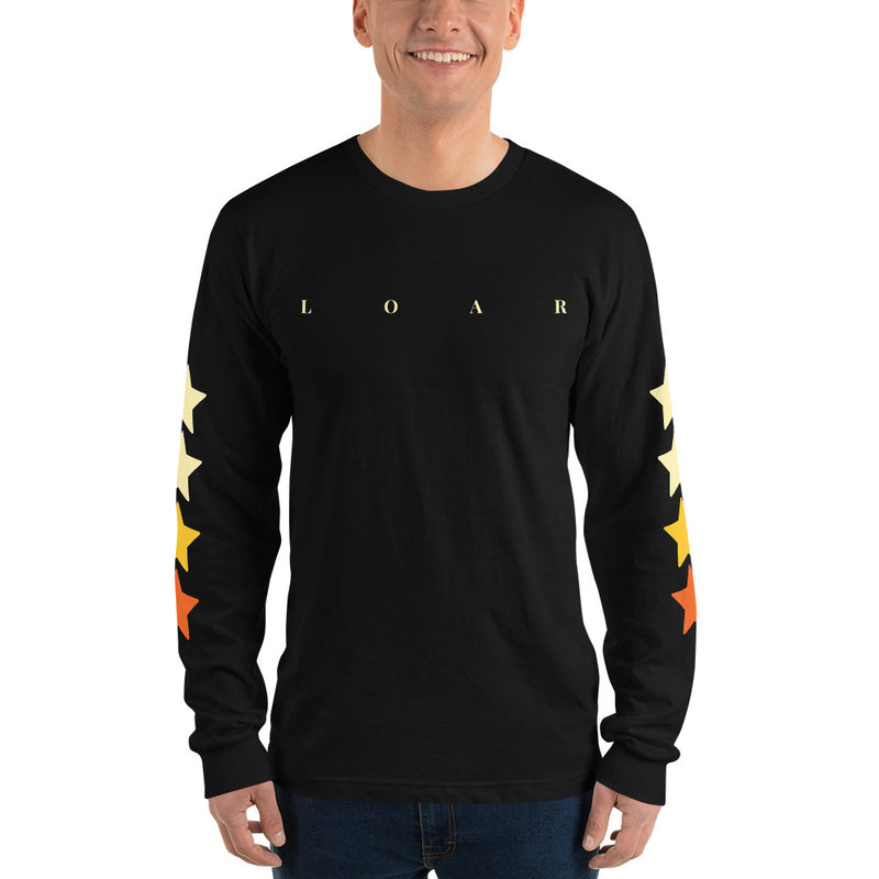 DONATION RAINBOW LONG SLEEVE