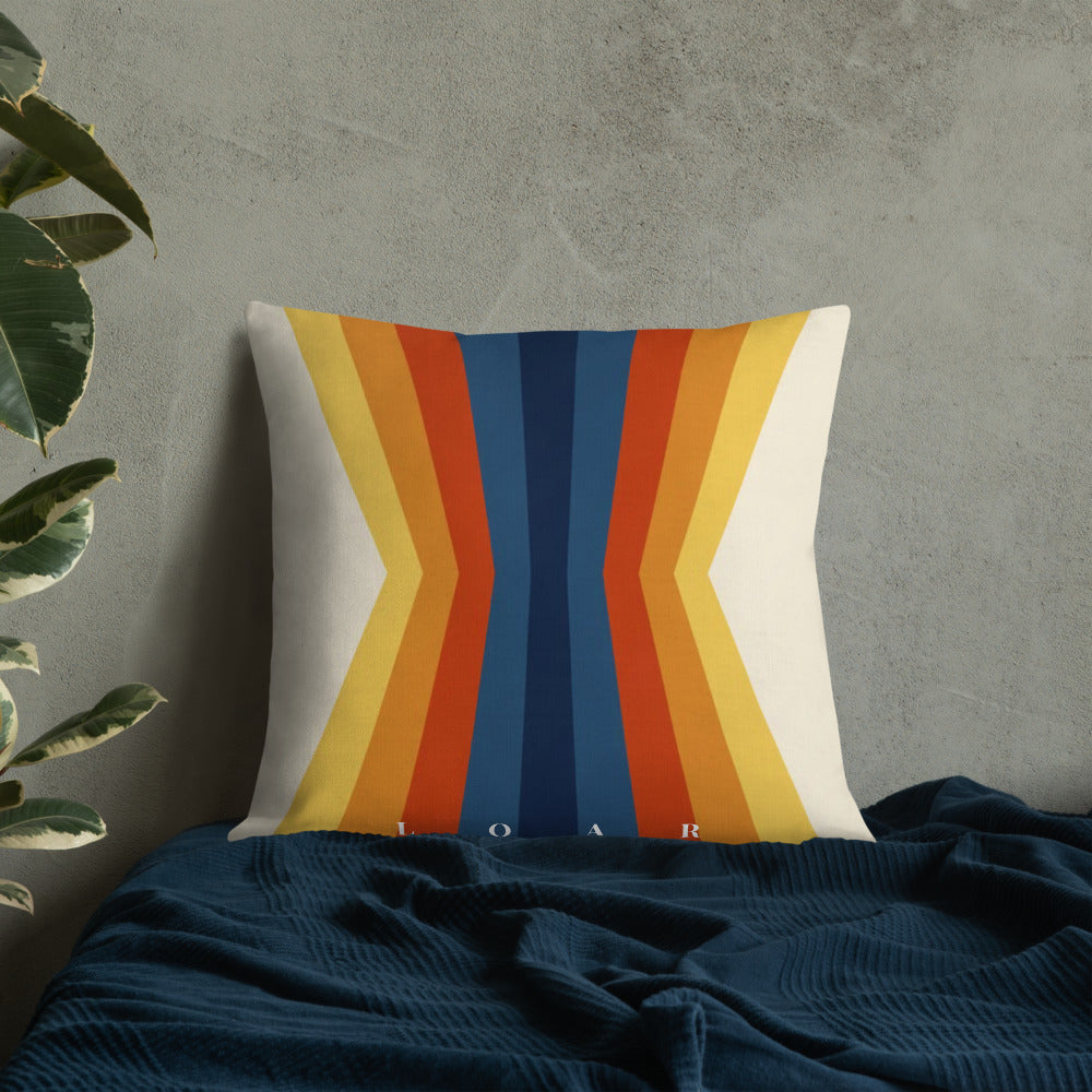 DONATION RAINBOW PREMIUM PILLOW