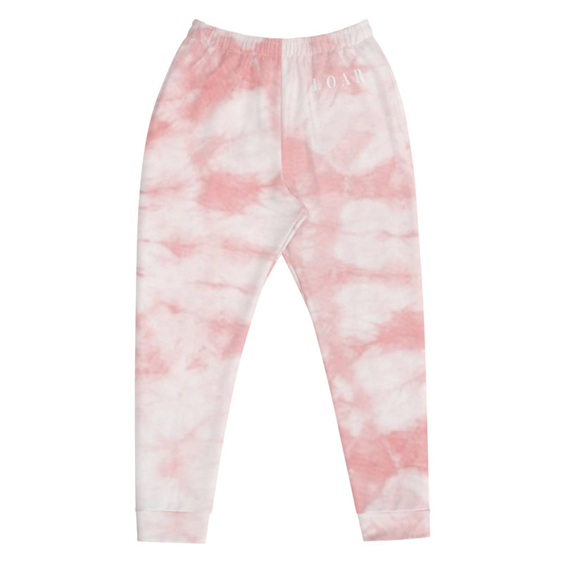 DONATION PINK TIE DYE JOGGERS