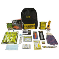 Emergency Backpack Kit - Deluxe (1 Person)-Emergency Kit-PEGlala.com