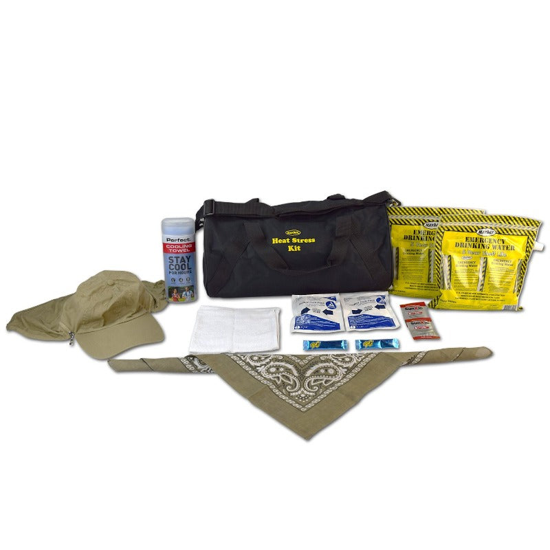 Heat Stress Emergency Kit 16 Piece-Emergency Kit-PEGlala.com