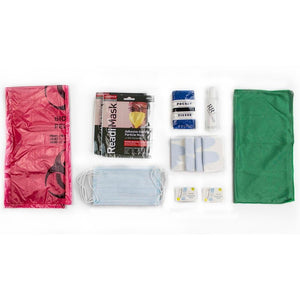 Germ Bacteria Virus Kit (25 Piece) - First Aid Kit-PEGlala.com