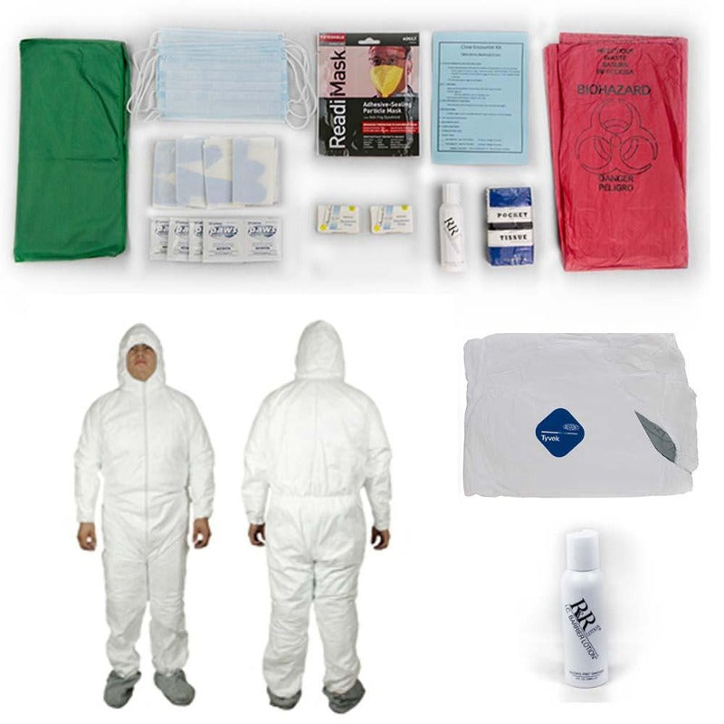 Germ, Bacteria & Virus Close Encounter Kit (27 Piece)-First Aid Kit-PEGlala.com