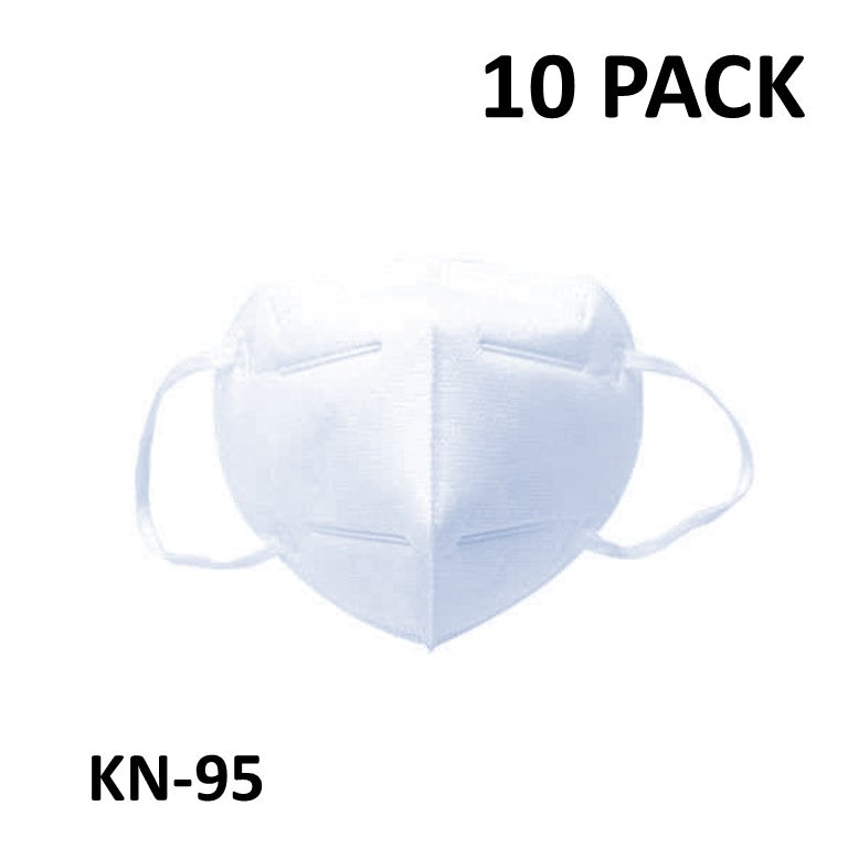 KN-95 Face Mask (10 Pack)-Pandemic Supplies-Mayday-PEGlala.com