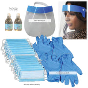 Pandemic Protection Kit A (2 Person)-Pandemic Supplies-Mayday-PEGlala.com