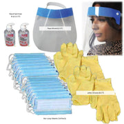 Pandemic Protection Kit B (2 Person)-Pandemic Supplies-Mayday-PEGlala.com