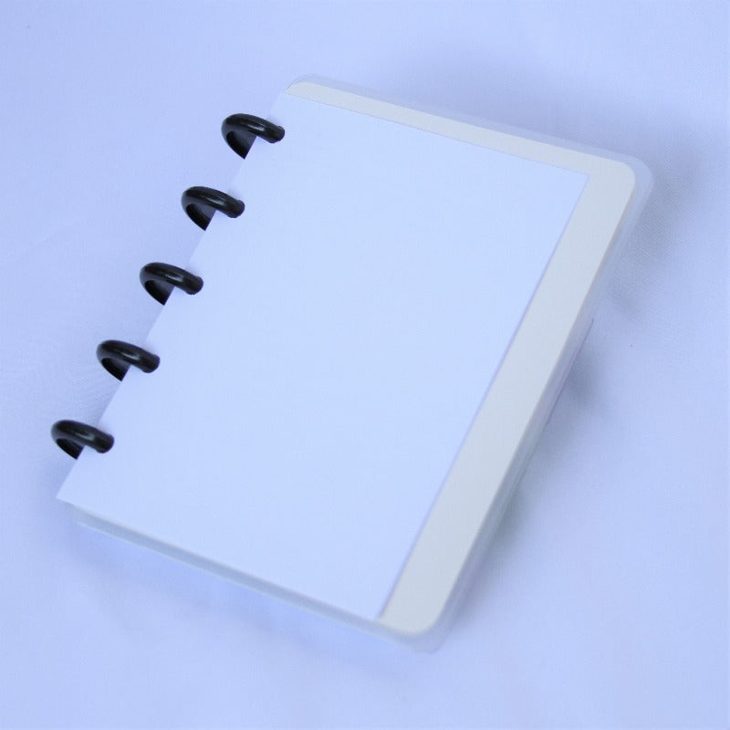 Plain Notebook (Pocket Size)