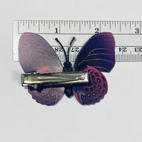 "2"" Butterfly Hair Clips (2 pcs/set) PEGlala.com"