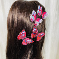 Butterfly Hair Clips (2 pcs/set) Styles MN- PEGlala.com
