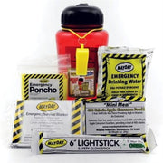 Bottle Buddy Survival Kit 7 Piece [3 Pack]-Emergency Kit-PEGlala.com