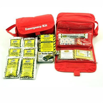 Clear Solution Emergency Kit 17 Pieces [2 Pack]-Emergency Kit-PEGlala.com