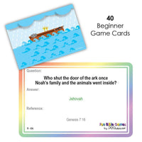 (Digital) The Rainbow Promise Board Game-PDF-Fun Bible Games-Beginner-PEGlala.com