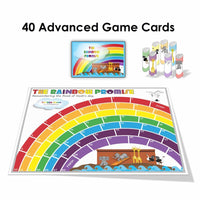 (Digital) The Rainbow Promise Board Game-PDF-Fun Bible Games-Advanced-PEGlala.com