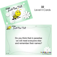 (Digital) Truth Bee Told Cards-PDF-Fun Bible Games-Young Christians-PEGlala.com