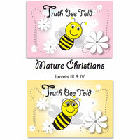 (Digital) Truth Bee Told Cards-PDF-Fun Bible Games-Mature Christians-PEGlala.com