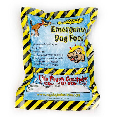 Dog Emergency Survival Food (10/pack)-Emergency Kit Refill-PEGlala.com