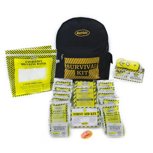 Emergency Backpack Kit - Economy (2 Person)-Emergency Kit-PEGlala.com