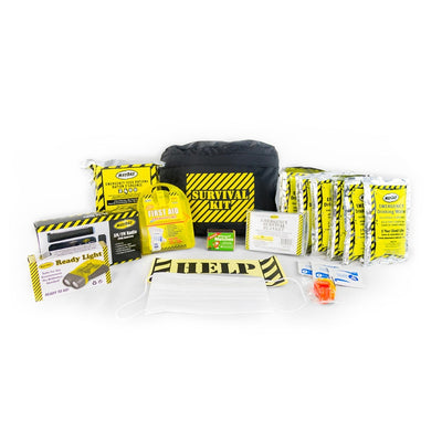 Fanny Pack Emergency Kit (1 Person) [2 Pack]-Emergency Kit-PEGlala.com
