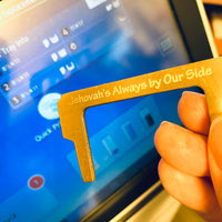 Touchless Hygienic Safety Tool Key