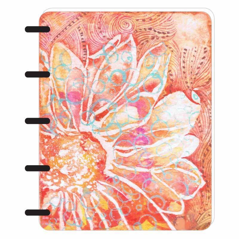 NIKKI Sunflower-Notebook-PEGlala-PEGlala.com