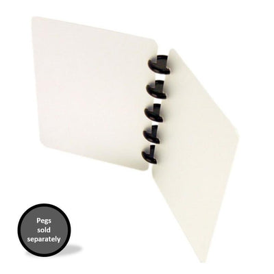 Notebook Shells - Translucent-Notebook Refill-PEGlala-PEGlala.com