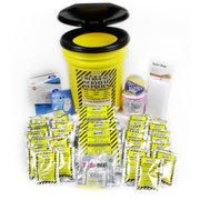 Portable Toilet Emergency Kit (145 Piece)-Emergency Kit-PEGlala.com