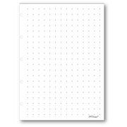 Sheets Refill - Dot Grid-Notebook Refill-PEGlala.com