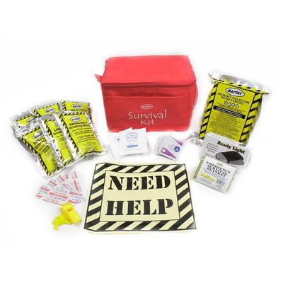 The Commuter Emergency Kit 10 Piece [3 Pack]-Emergency Kit-PEGlala.com
