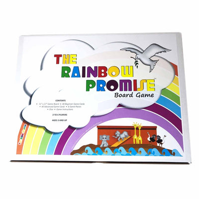 The Rainbow Promise Board Game-Bible Games-PEGlala.com
