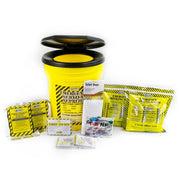 Toilet Bucket Emergency Kit - Economy (2 Person)-Emergency Kit-PEGlala.com