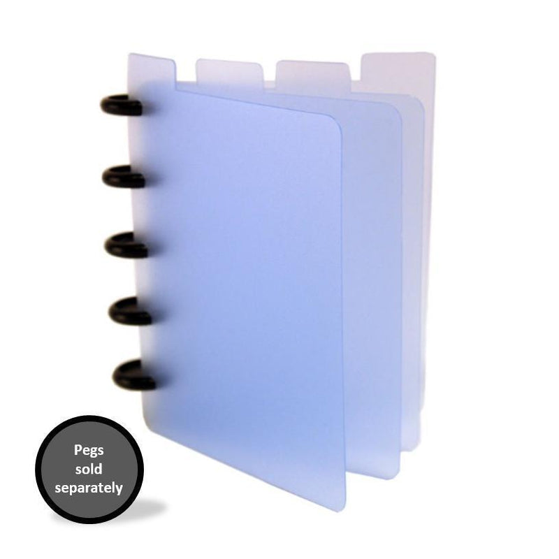 Top Dividers - Blue-Notebook Refill-PEGlala.com