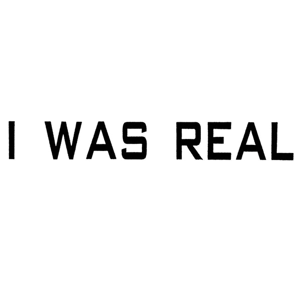 75 Dollar Bill - I Was Real