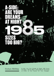A-side: Are Your Dreams At Night 1985 Sizes Too Big? by Graham Holliday