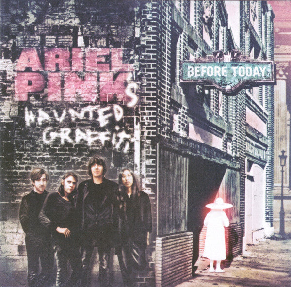 Ariel Pink's Haunted Graffiti ‎– Before Today