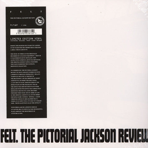 Felt - Pictorial Jackson Review