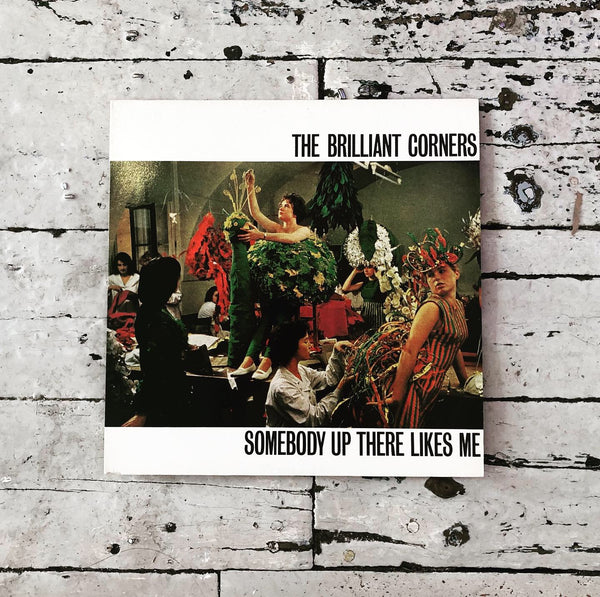 Brilliant Corners - Somebodu Up There Likes Me
