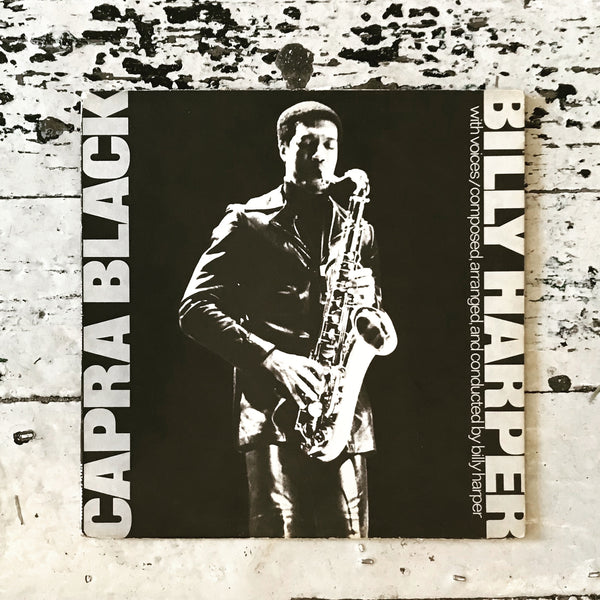 Billy Harper - Capra Black