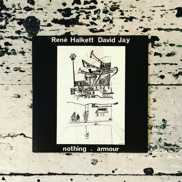 Rene Halkett & David Jay - Nothing/Armour