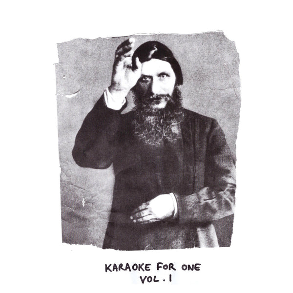Insecure Men - Karaoke for One: Vol. 1 (snow white vinyl)