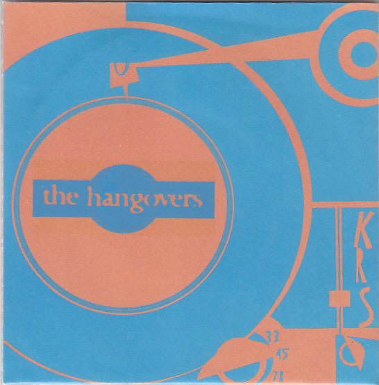 "The Hangovers ‎– Mailorder Freak 7"" Singles Club (May)"